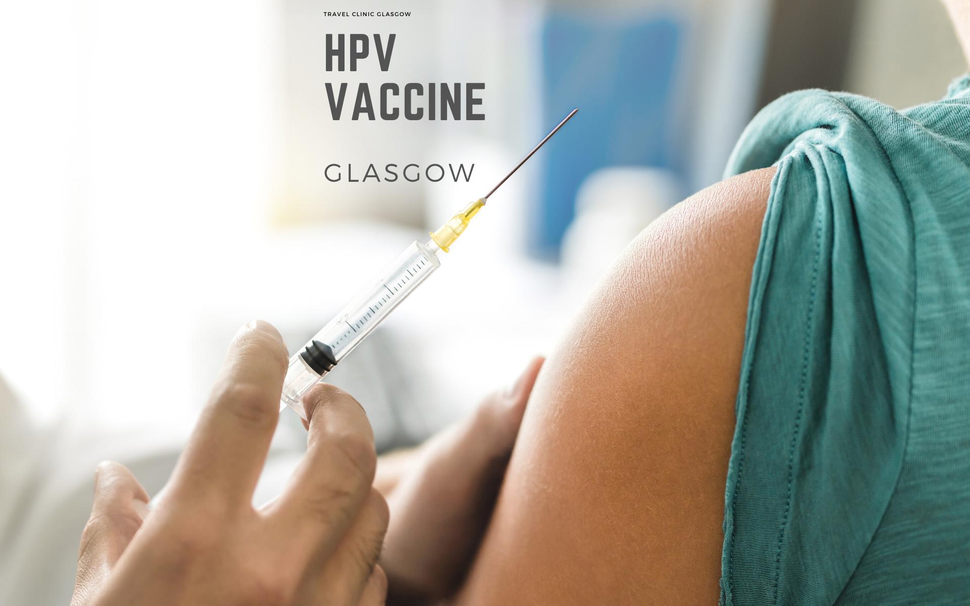 HPV Vaccine Glasgow